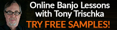 Visit Tony Trischka School of Banjo