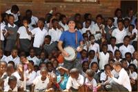 Ross Nickerson at School Visit